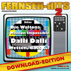 Fernseh-Hits 2 [Download Edition] (Cover-Abbildung)