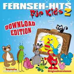 Fernseh-Hits für Kids 2 [Download Edition] (Cover-Abbildung)